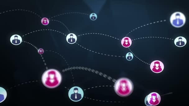 Social Network Medienkonzept
