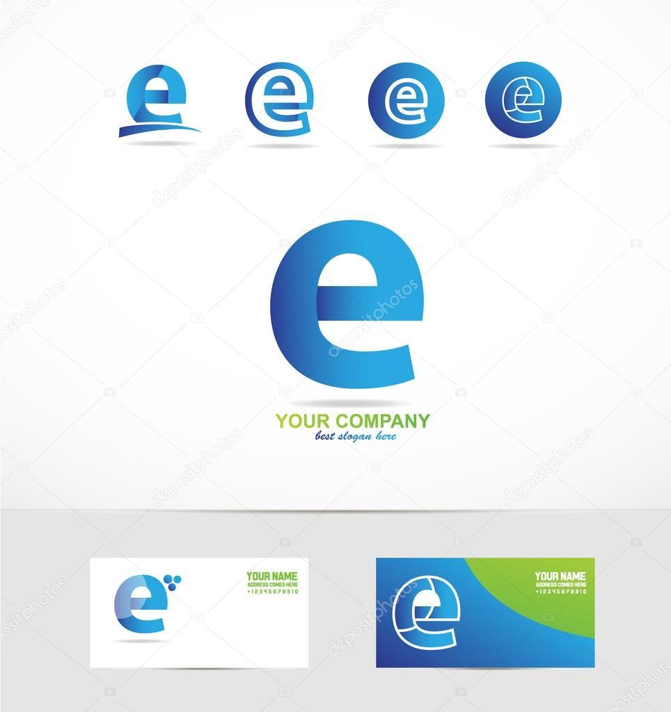 Letter e small logo stock vector dragomirescu 98304538 vector company logo icon element template alphabet letter e small blue vector by dragomirescu spiritdancerdesigns Choice Image