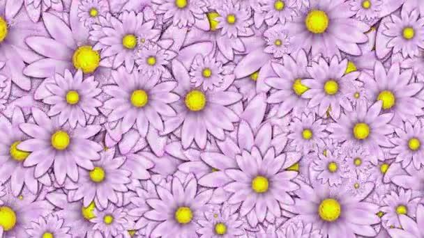 háttér absztrakt virágok