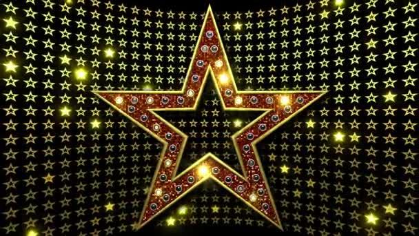 absztrakt csillag háttér
