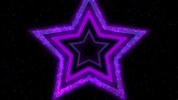 pozadí abstraktní hvězdy