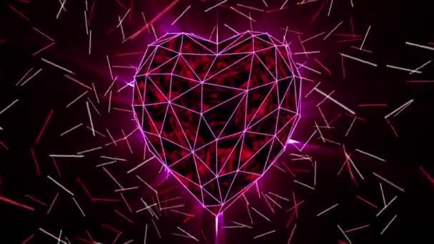 sfondo astratto cuore