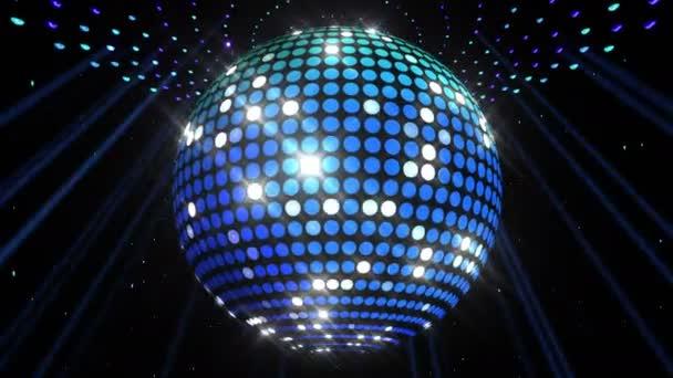 mozgó Equalizer Disco Ball
