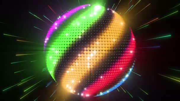 mozgó Disco Led lámpák