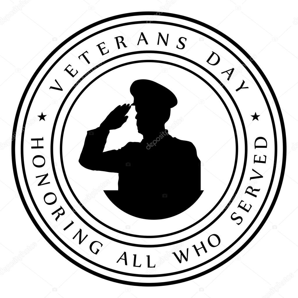 Veterans Day Card Stock Vector Korniakovstockgmail 88577060