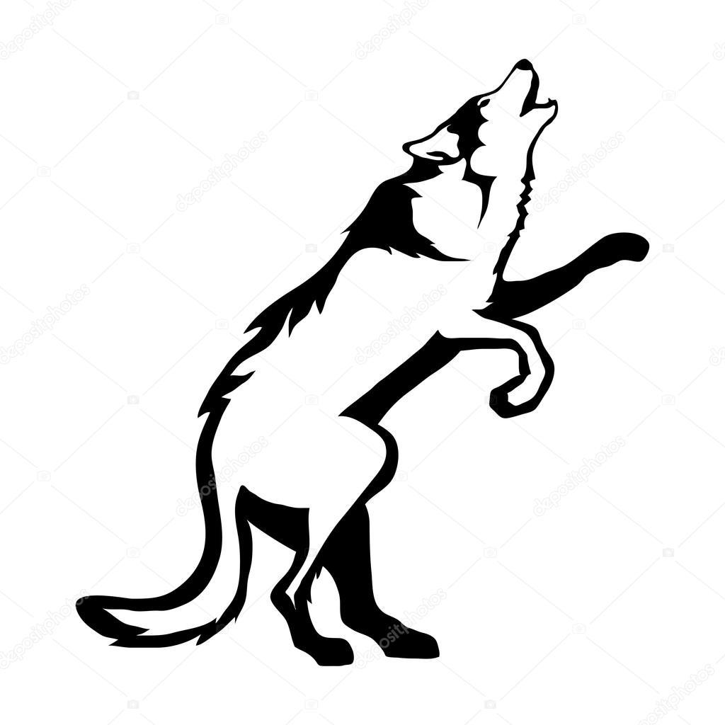 the best attitude d406b 43898 Foto: loghi di lupo | Logo con la testa di un lupo ...