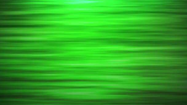 Green Abstract Fractal Lines Background.