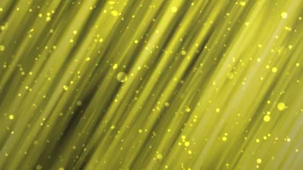 Žlutá abstraktní pohyb čáry