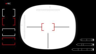 submarine periscope template