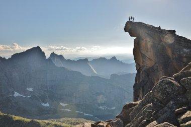 National park Ergaki
