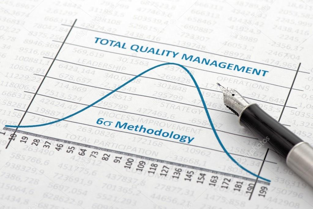 """total quality management in the growing Total quality management (tqm) is the idea that controlling quality is not something that is left exclusively to the """"quality controller"""", a person who stands at the end of a production line."""