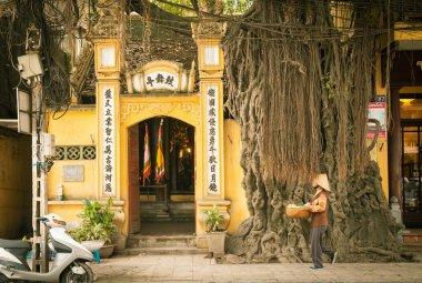 Old Quarter street, Hanoi, Vietnam