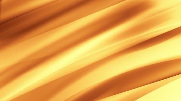 Arany absztrakt hullámzó háttér. Varrat nélküli hurok. Több befest választások elérhető-ban tárcám
