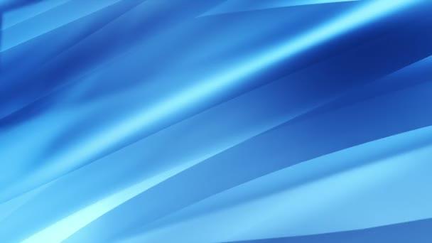 Modré pozadí abstraktní mává. Bezešvá smyčka. Další barevné možnosti dostupné v mém portfoliu