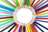 Színes ceruza rajz