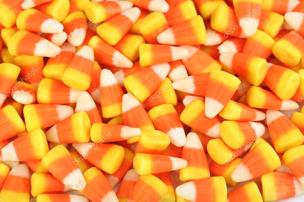 Halloween Snoep.Halloween Snoep Likdoorns Achtergrond Stockfoto C 5seconds