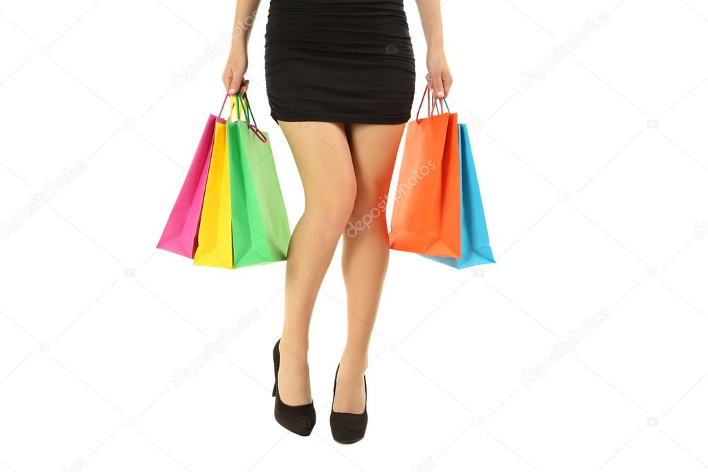 Stock Immagine Spesa– Donna Della Borse Con wqZYBXv