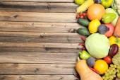 Zralé ovoce a zelenina