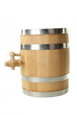 Wooden barrel for drinks
