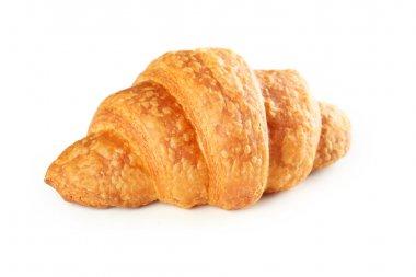 Tasty fresh  croissant