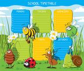 Fényképek Menetrend-rovarok