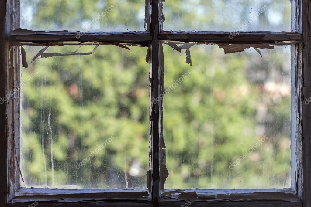 Old Window Frames Stock Photo C Tuomas Lehtinen 105857254