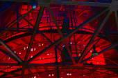Industrielle Metallkonstruktion