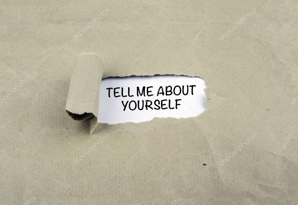 Řekni mi o sobě