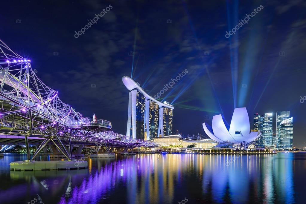 marina bay sands stock editorial photo truebearingimages 80101730