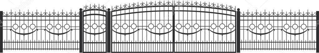 cerca persianas puertas puertas forja fragua verja de hierro forjado