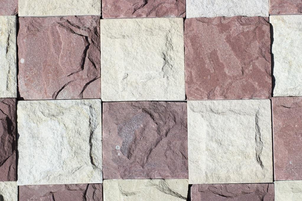 Azulejo del travertino, ladrillo color material de construcción ...