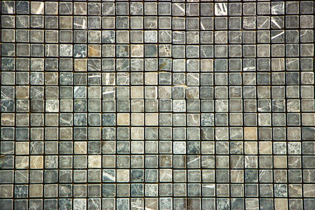 Gouden Mozaiek Tegels : Mozaïek gemaakt van gouden tegels achtergrond u stockfoto