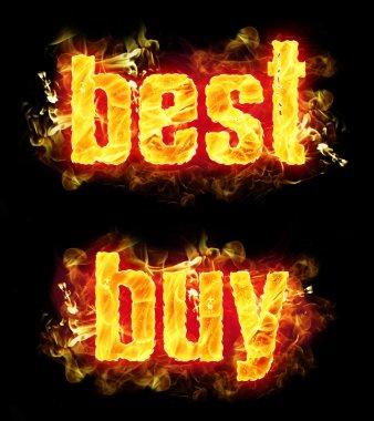 Yangın metin en iyi satın almak