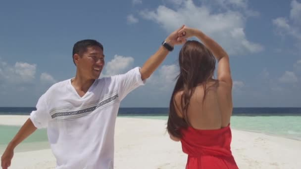 Couple In Love Dancing