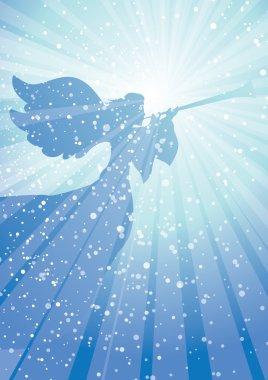 Rays herald angel
