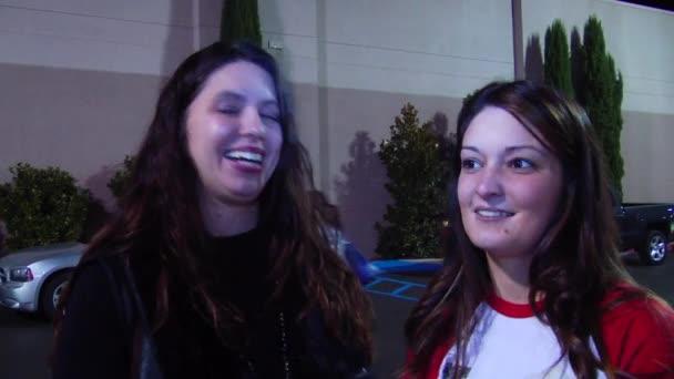 Jennifer Garcia and Brooke Raymond of Louisiana
