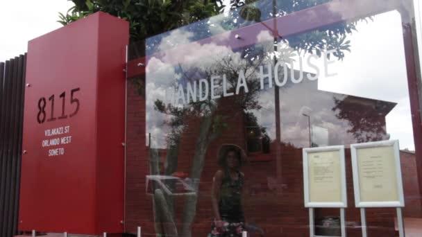 Mandela House exterior