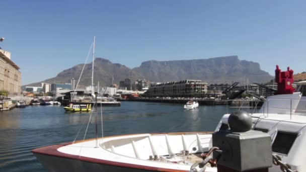 Small marina in South Africa