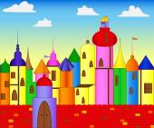 Barevný hrad