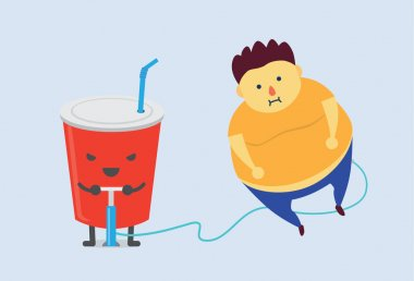 Soft drink make you fat