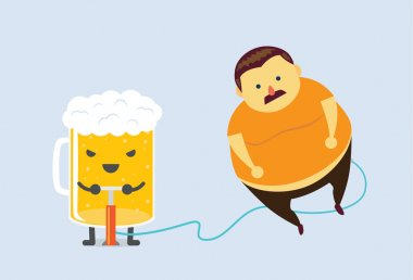 Beer make you fat