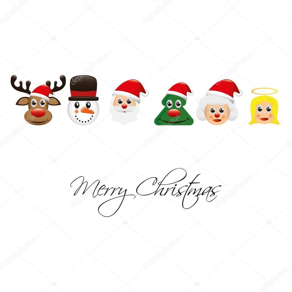 Immagini Vettoriali Natale.Illustrazione Vettoriale Grafica Natale Vettoriali Stock