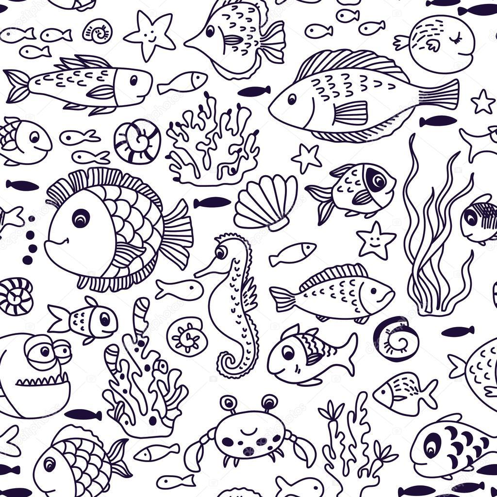 Mod le de sous marin dessin anim image vectorielle - Dessin sous marin ...