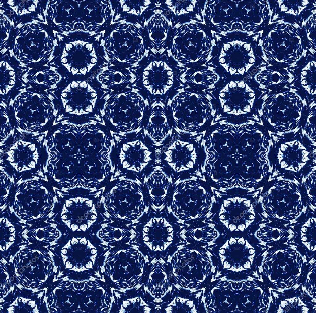 tie-dye, shibori nahtlose muster — stockfoto © rosapompelmo #116346334