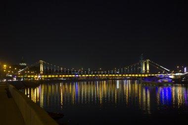 Crimean Bridge in Moscow, Russia