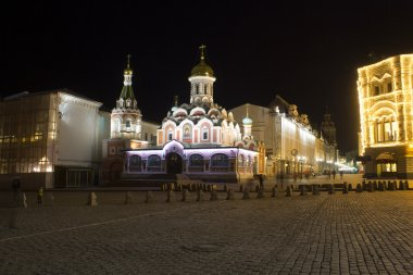 Kazan Cathedral. Moscow. Russia