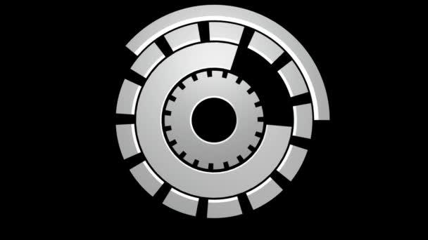 Abstraktní matný reaktor