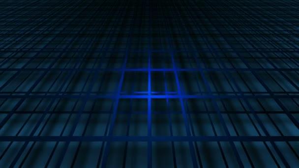 Pohyblivé podlahové mřížky