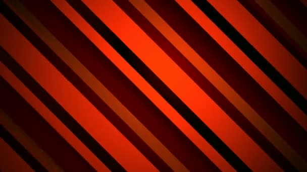 Moving and changing slanted stripes