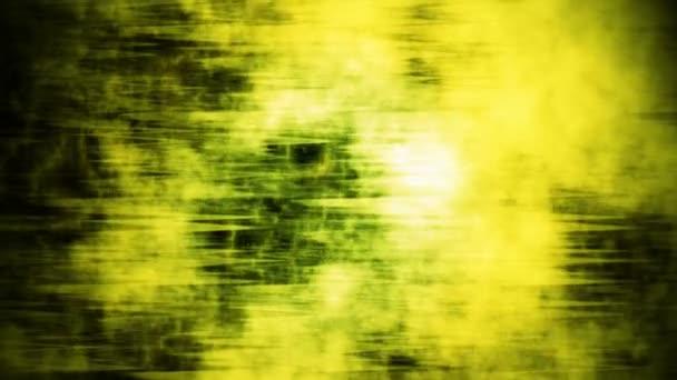 Flickering fractal grunge